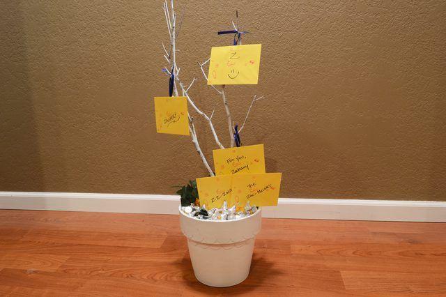 Comment faire une carte-cadeau d`arbre
