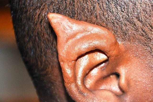 Comment faire vos propres oreilles Elf Latex