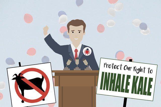 Comment faire pour démarrer un parti politique aux États-Unis