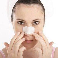 Comment utiliser les bandes de nez pour supprimer les points noirs